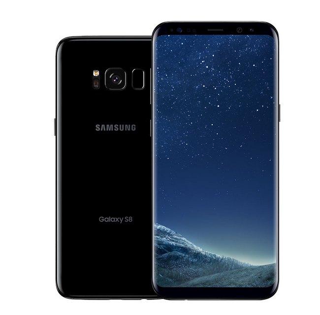 Samsung Galaxy S8 стал первым смартфоном с модулем Bluetooth 5.0