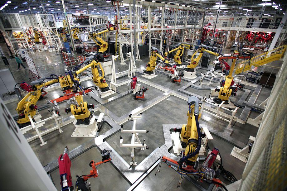 Американские ученые: промышленные роботы ликвидируют рабочие места в США, а не дают новые - 3