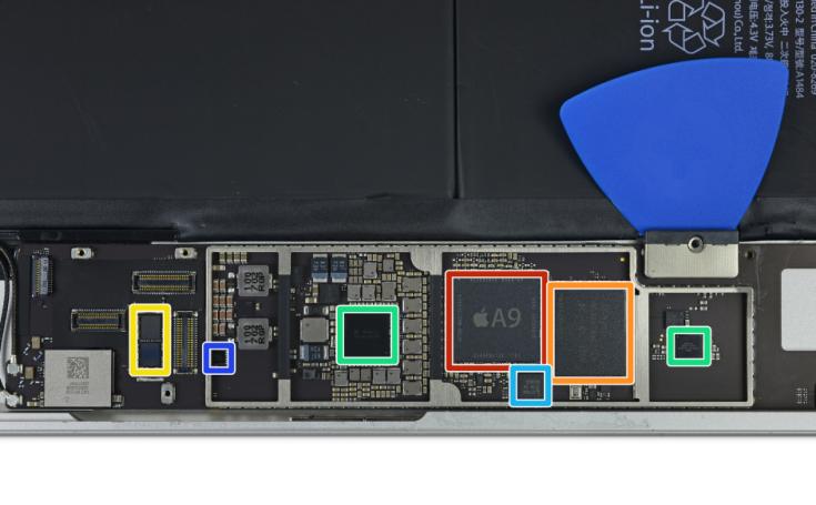 Apple iPad получил у iFixit два балла