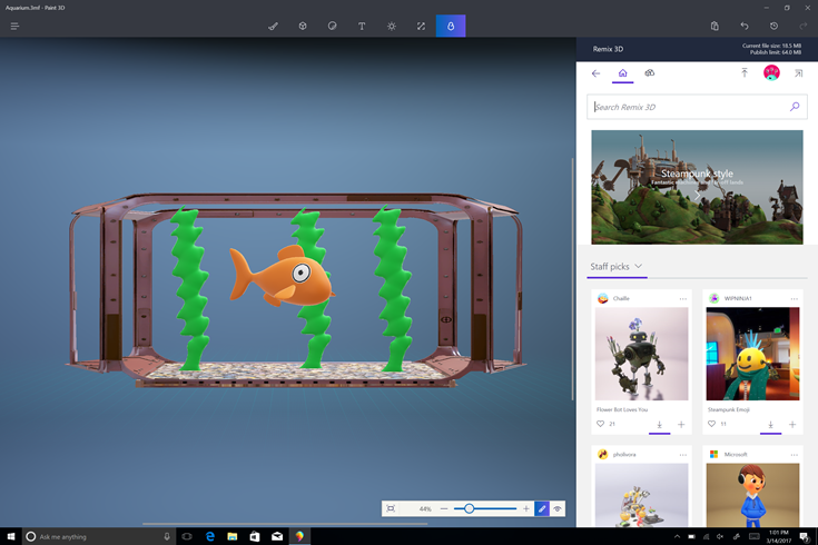 Windows 10 Creators Update появится в начале апреля