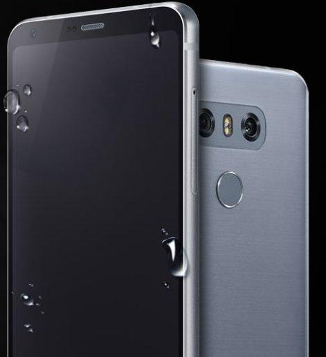 В Корее выпущен смартфон LG G6 Black Edition