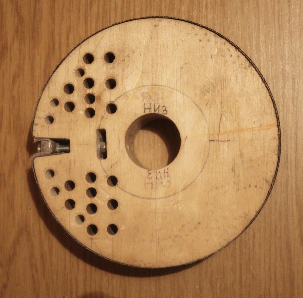 Создание барабанного круглошлифовального станка - 11