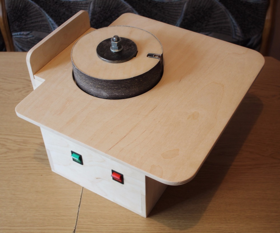 Создание барабанного круглошлифовального станка - 12