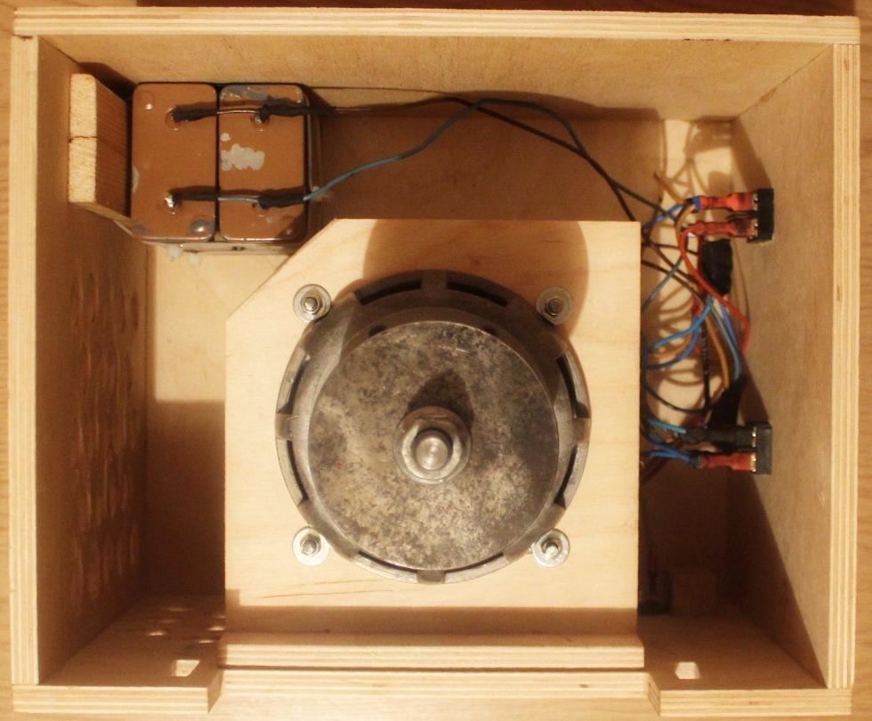 Создание барабанного круглошлифовального станка - 20