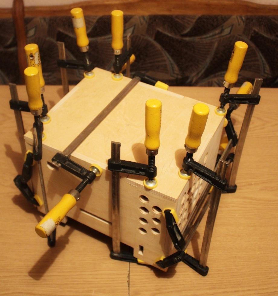 Создание барабанного круглошлифовального станка - 6