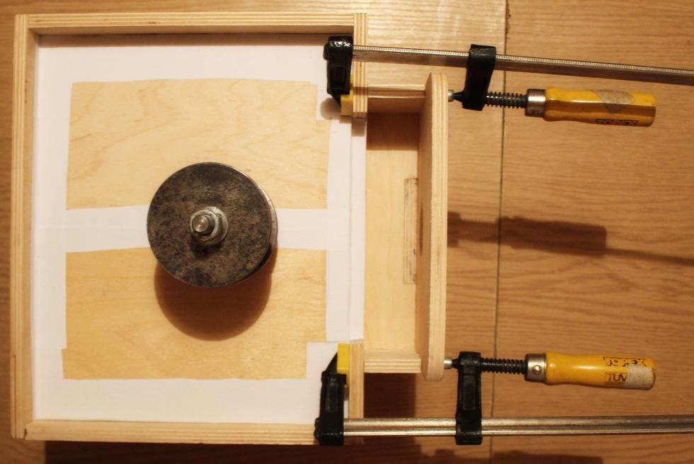Создание барабанного круглошлифовального станка - 7