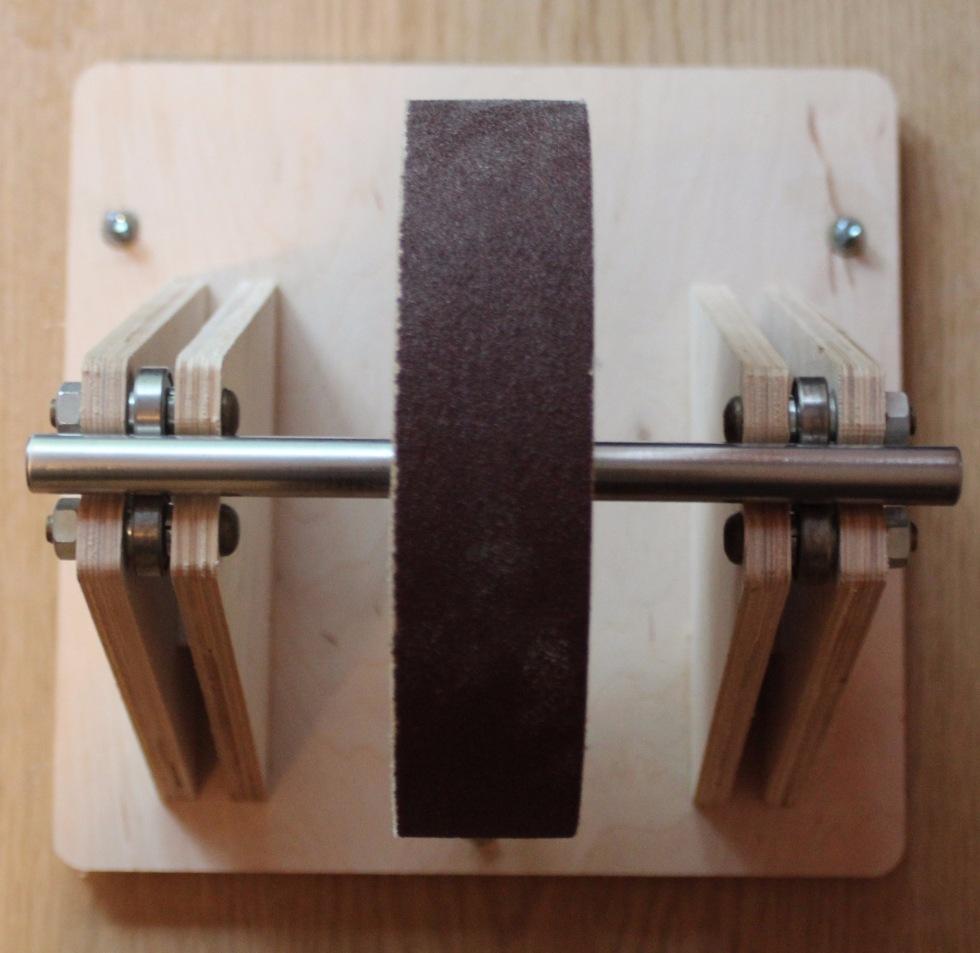 Создание барабанного круглошлифовального станка - 9