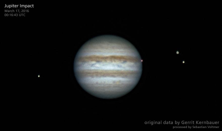 Спросите Итана: почему с Юпитером сталкивается так много объектов? - 2