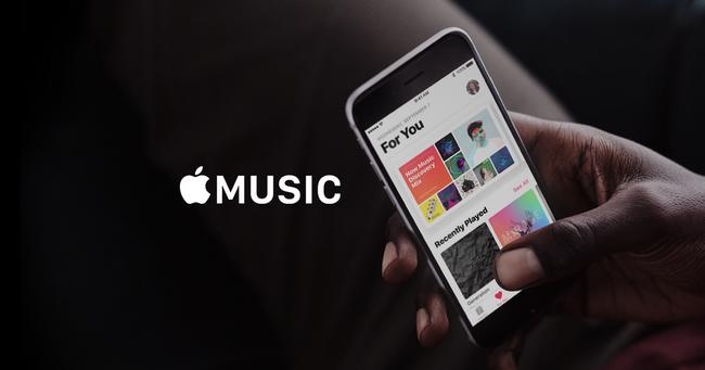 В американском сегменте Apple Music зафиксировано более 40 млн уникальных пользователей