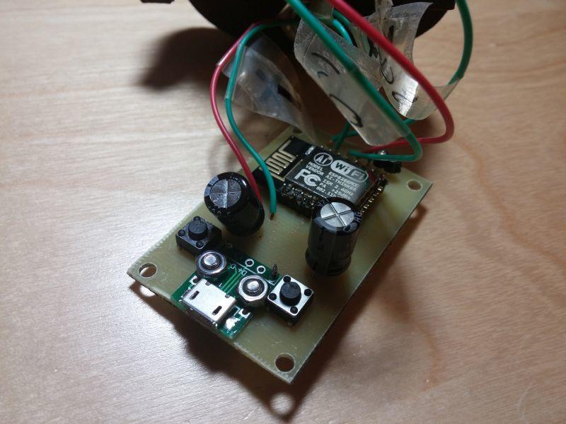 CO2-Лампа (mh-z19) - 15