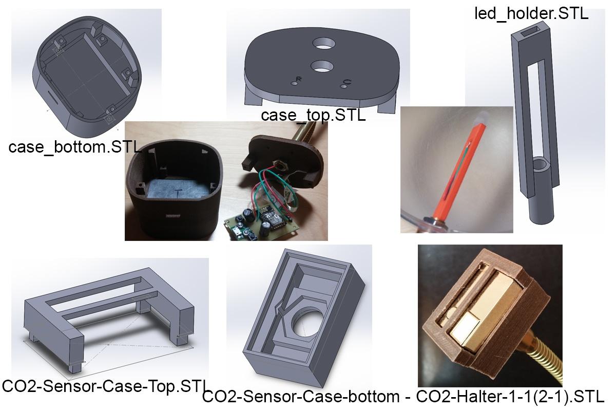 CO2-Лампа (mh-z19) - 18