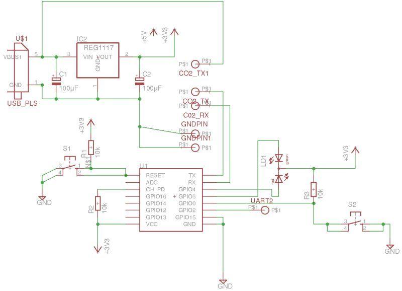 CO2-Лампа (mh-z19) - 6