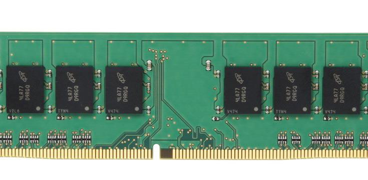 Micron приписывают сложности с освоением выпуска памяти DRAM по нормам менее 20 нм