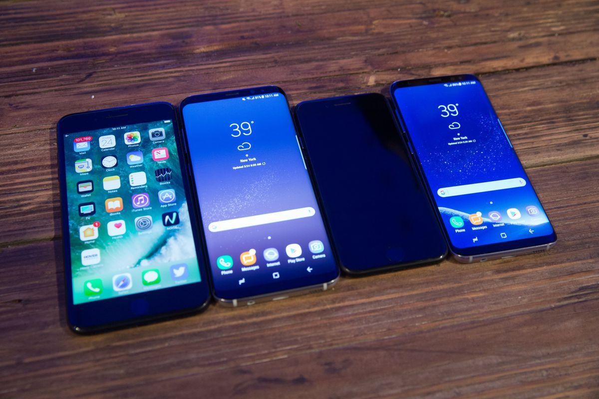 Samsung Galaxy S8: на что способен телефон с Bluetooth 5.0 - 5