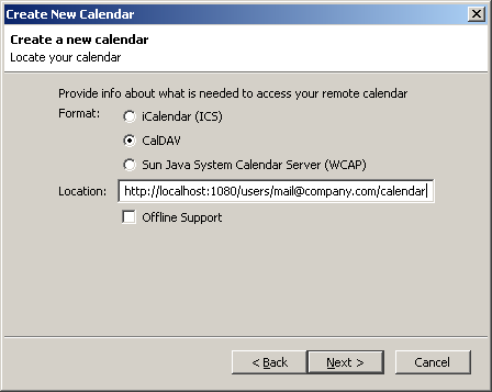 Thunderbird и Kontact вместо MS Outlook - 8