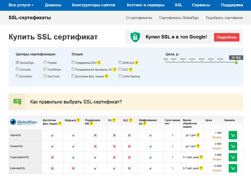 Как установить SSL-сертификат и перейти на https: пошаговая инструкция - 3