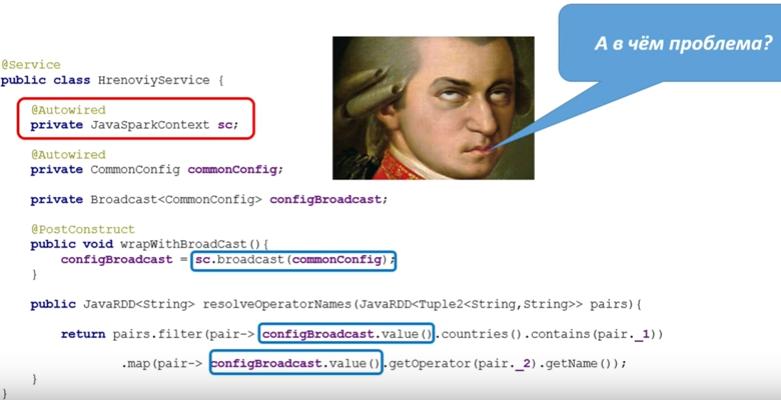 Мифы о Spark, или Может ли пользоваться Spark обычный Java-разработчик - 16