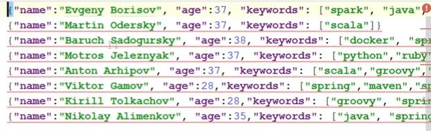 Мифы о Spark, или Может ли пользоваться Spark обычный Java-разработчик - 24