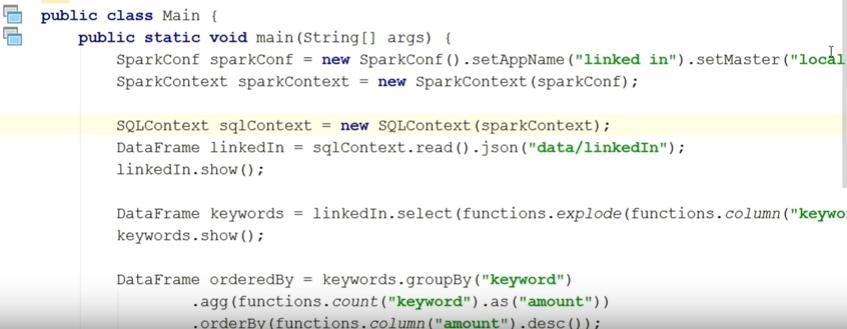Мифы о Spark, или Может ли пользоваться Spark обычный Java-разработчик - 25