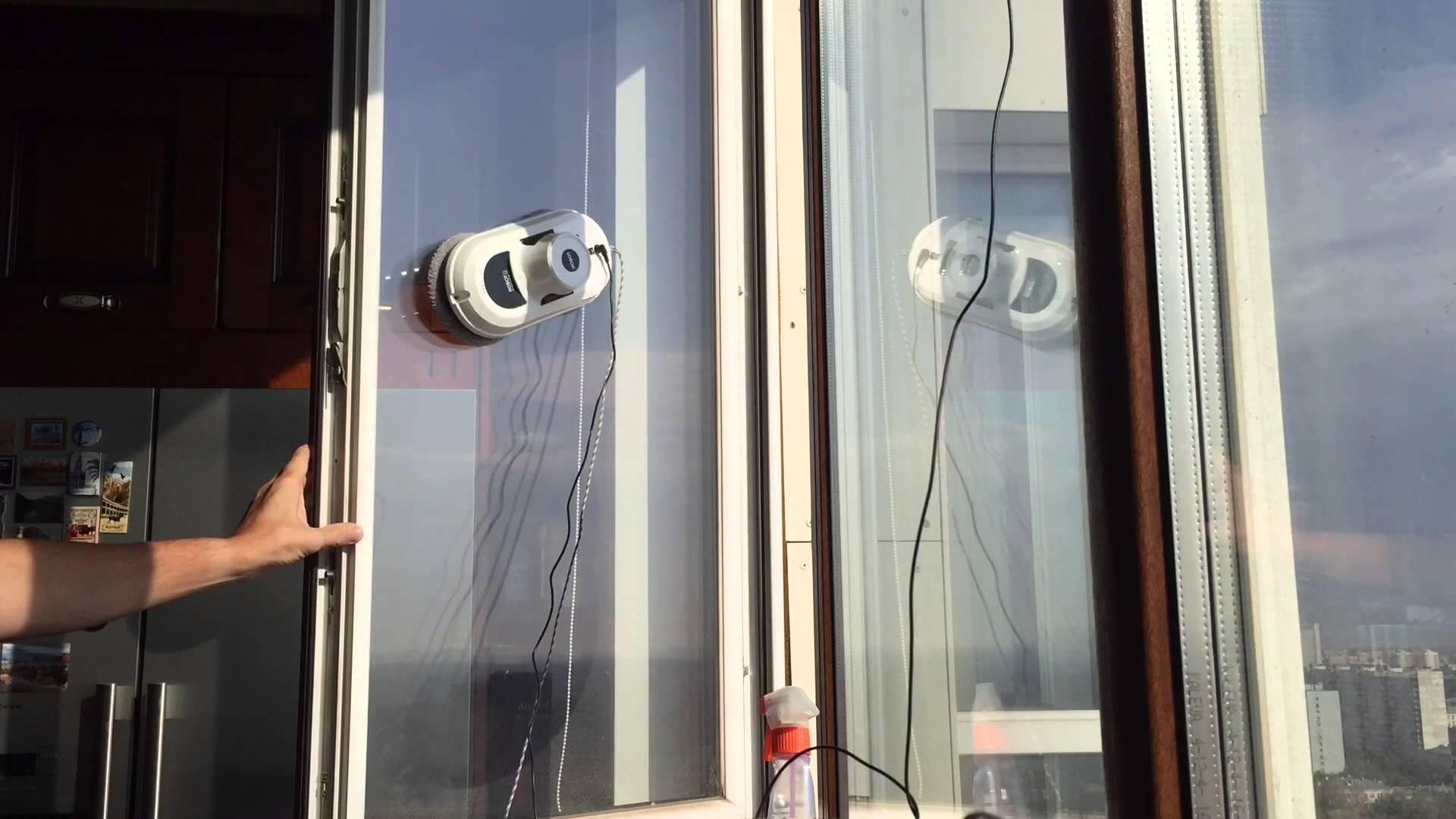 Нужно мыть окна? Стоит поручить это роботу - 5