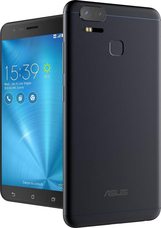 Обзор двухкамерного смартфона ASUS ZenFone 3 Zoom - 1