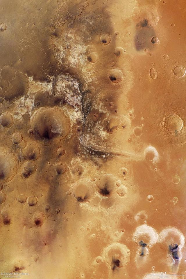 Определены два возможных места посадки марсохода программы «Экзомарс» - 2