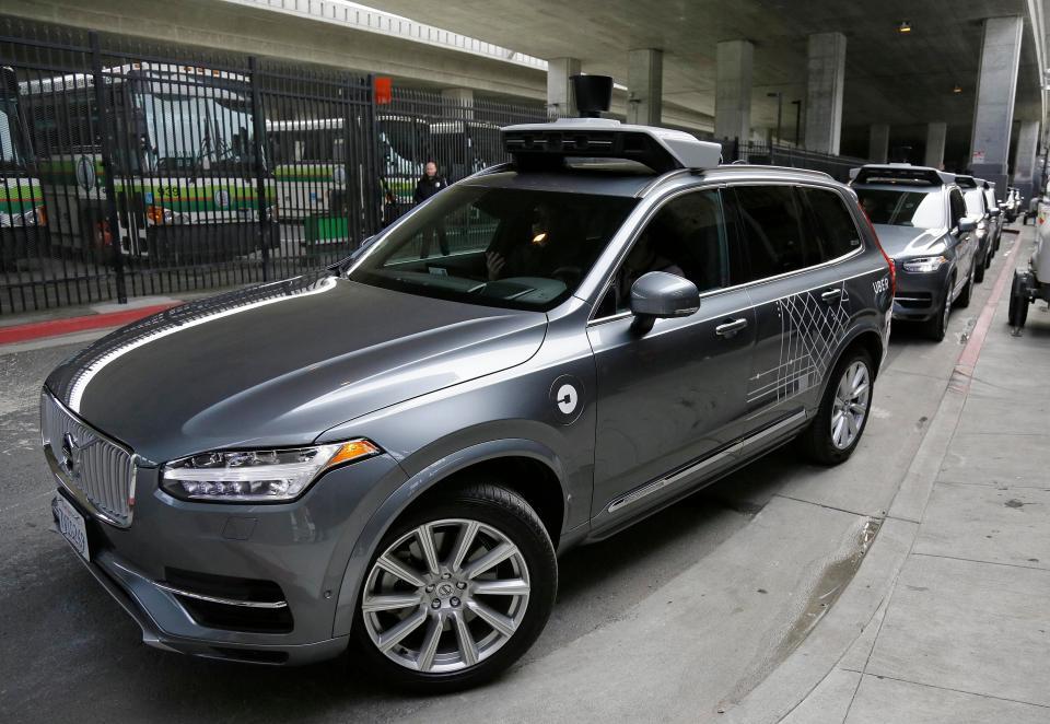 Полиция города Темпе рассказала про обстоятельства аварии робомобиля Uber - 1