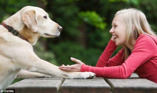 Люди, разговаривающие с домашними животными, имеют высокий интеллект и хорошие возможности социализации