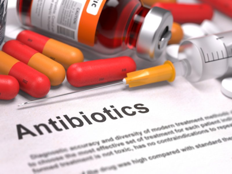 Что такое антибиотики - 1