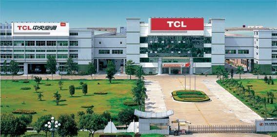 TCL будет производить дисплеи AMOLED для смартфонов и планшетов