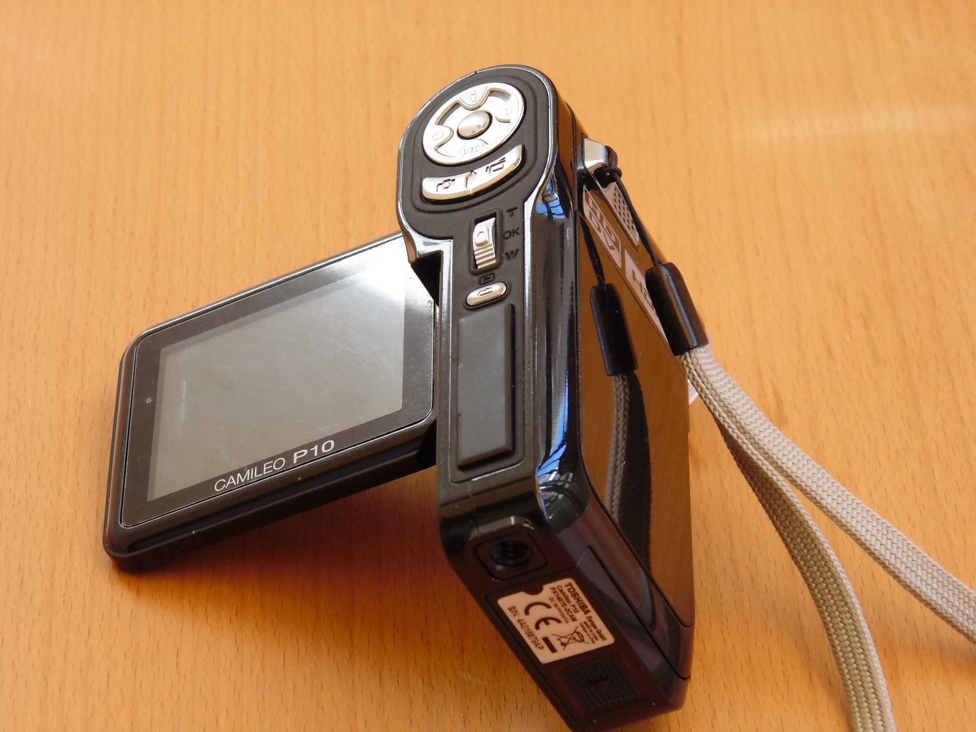 Гаджеты с барахолки: камкордер Toshiba Camileo P10 - 4