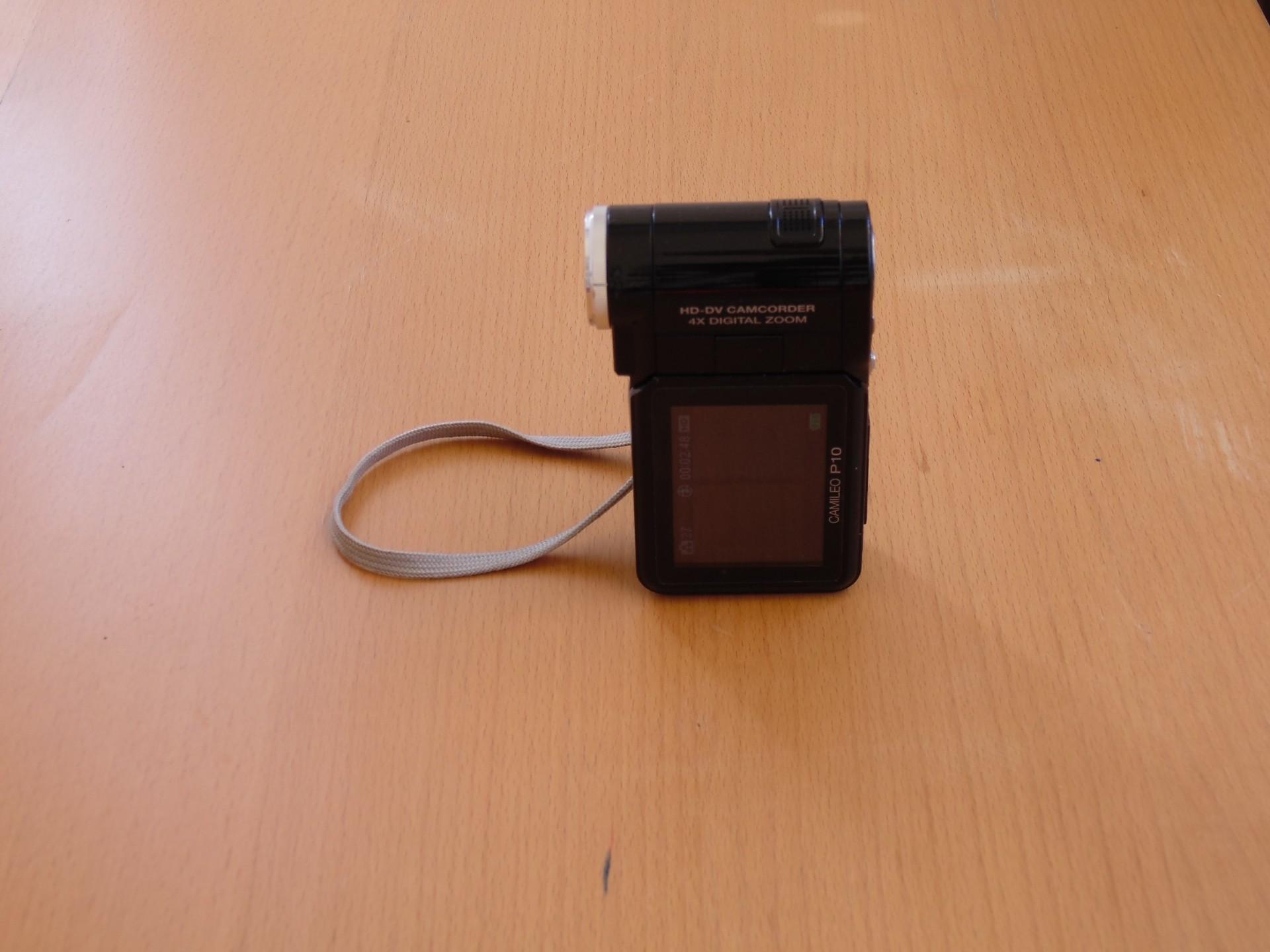Гаджеты с барахолки: камкордер Toshiba Camileo P10 - 6