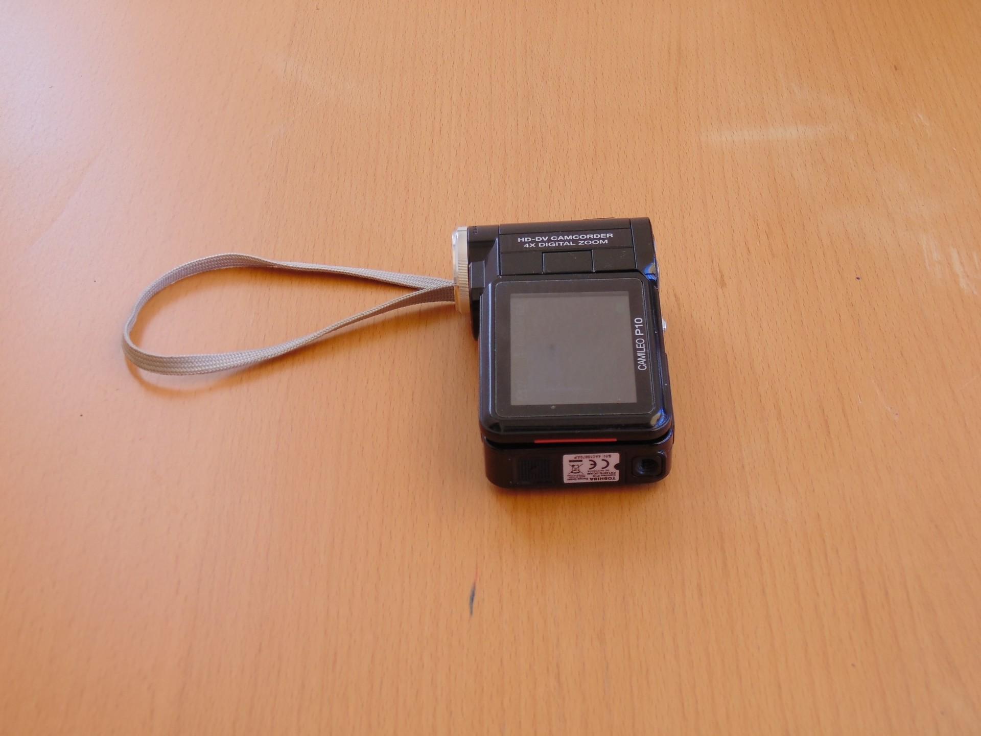 Гаджеты с барахолки: камкордер Toshiba Camileo P10 - 7