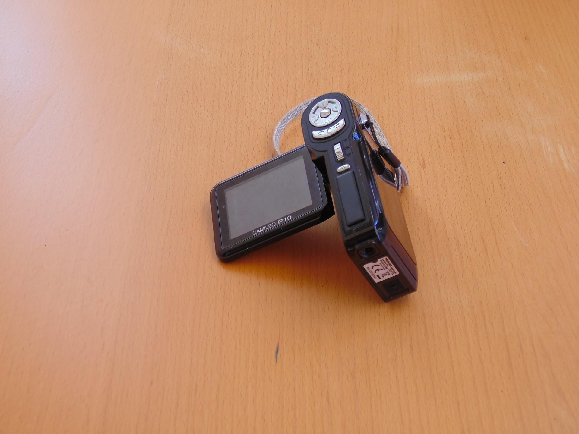 Гаджеты с барахолки: камкордер Toshiba Camileo P10 - 8