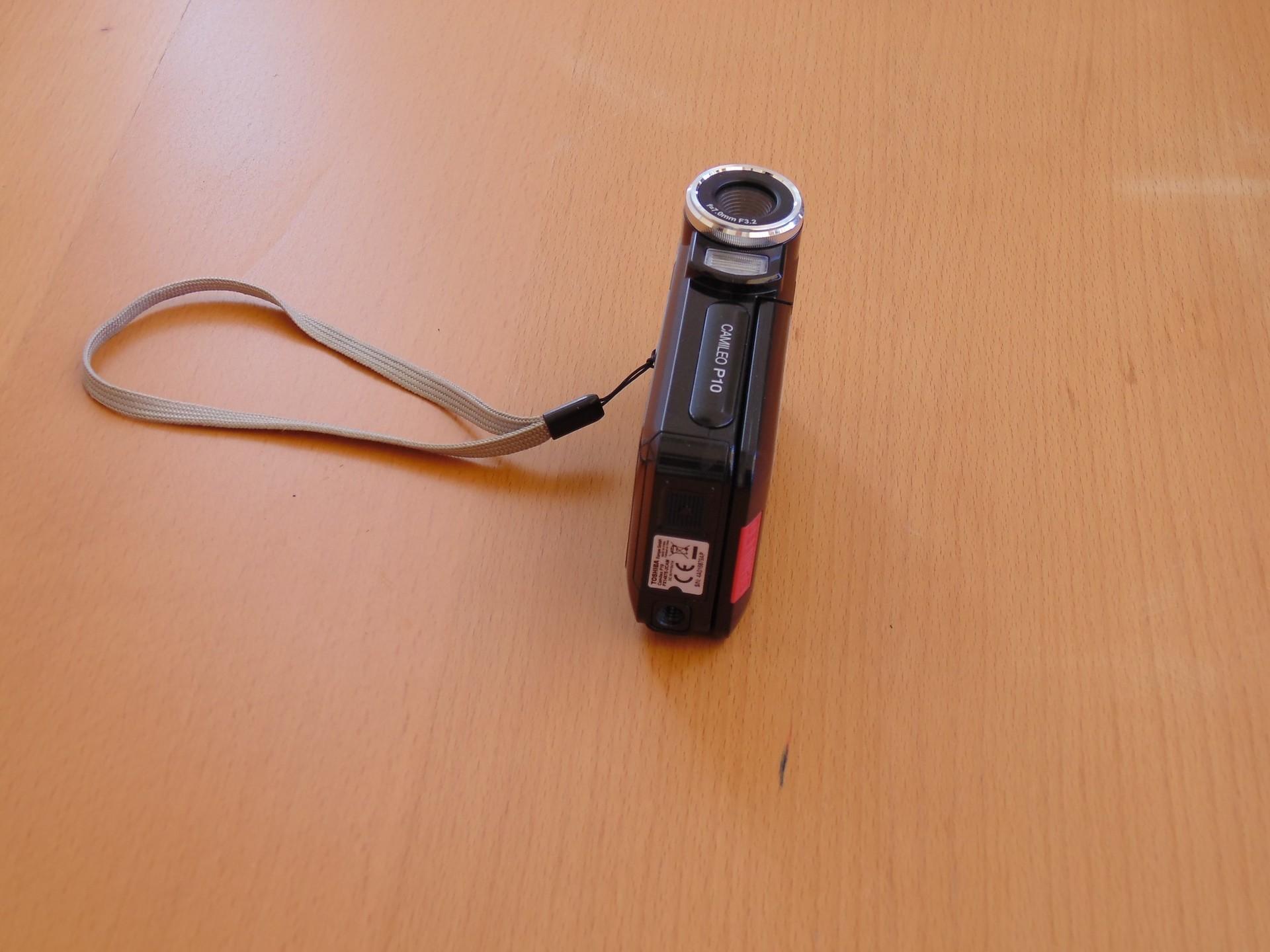 Гаджеты с барахолки: камкордер Toshiba Camileo P10 - 9