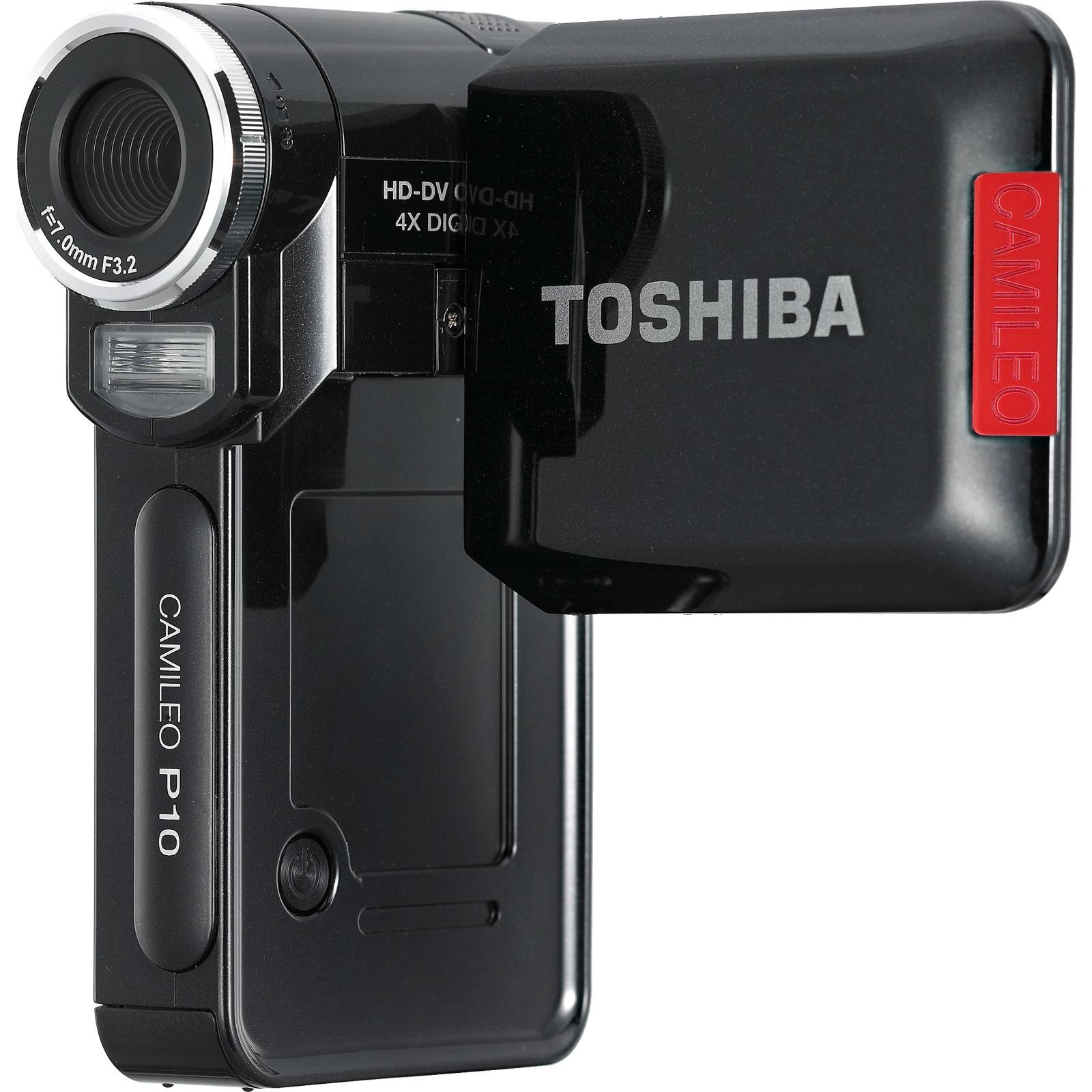 Гаджеты с барахолки: камкордер Toshiba Camileo P10 - 1