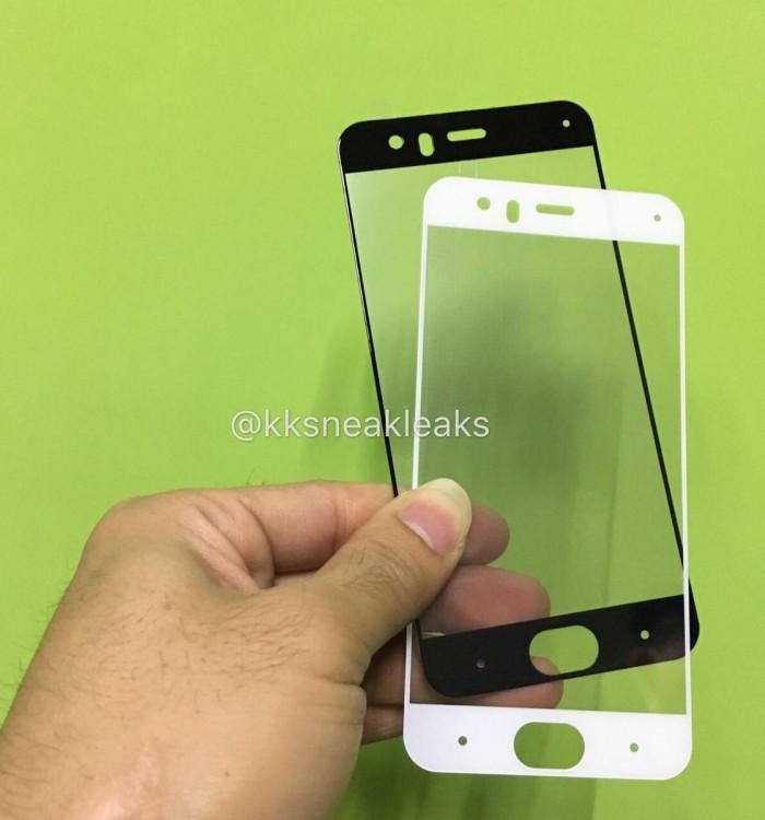 Опубликована фотография фронтальной панели смартфона Xiaomi Mi6