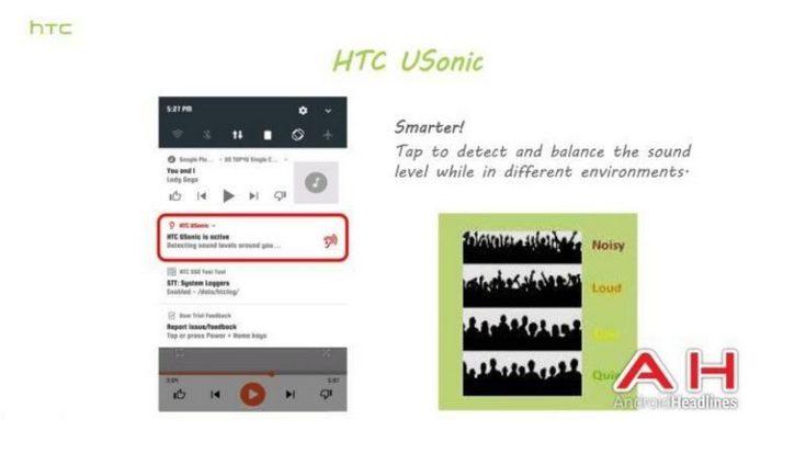 Опубликована масса подробности о смартфоне HTC U с сенсорными боковыми панелями