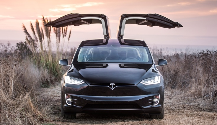 Tesla отгрузила клиентам 25 000 машин