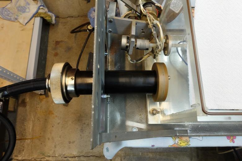 Электронный микроскоп в гараже. Высокое напряжение - 8