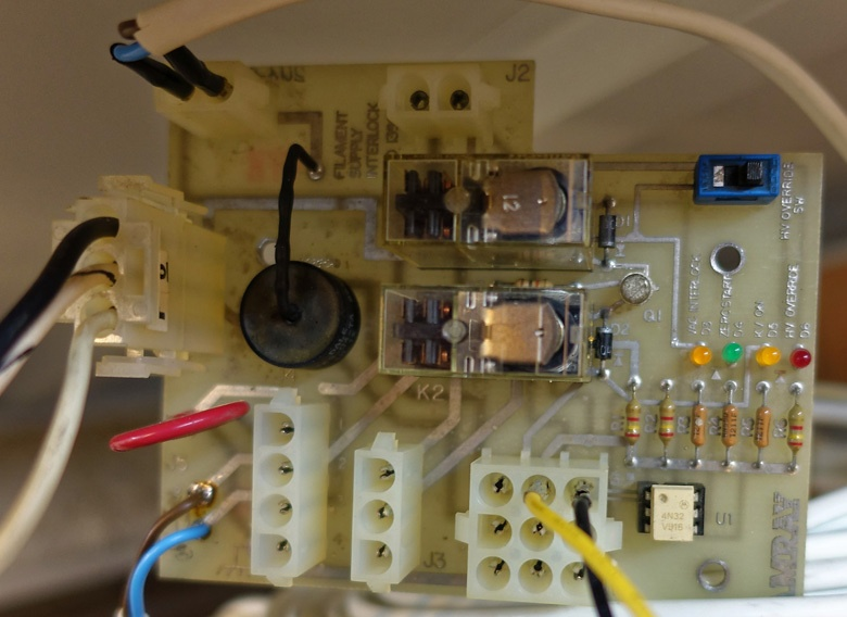 Электронный микроскоп в гараже. Высокое напряжение - 9