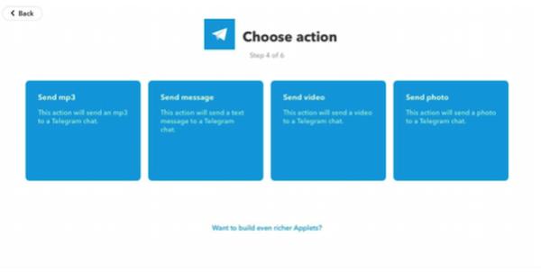 Как подружить Telegram-бота с телефонией - 20