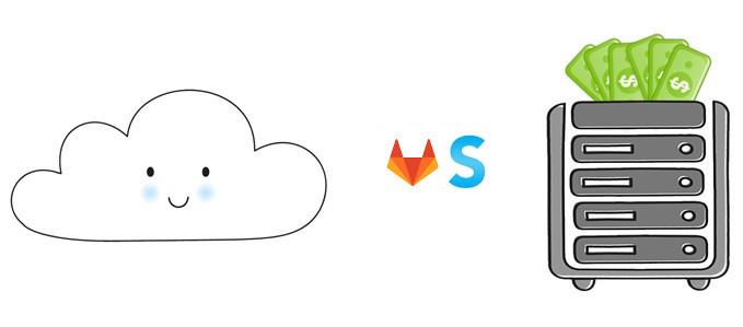 Пользователи убедили GitLab не уходить из облака - 1