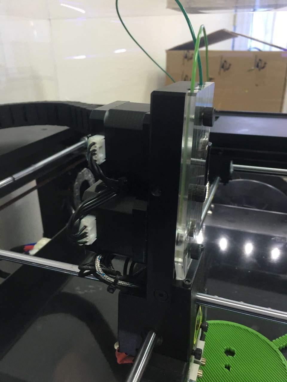 3D принтер Raise3D N2 Dual - 11