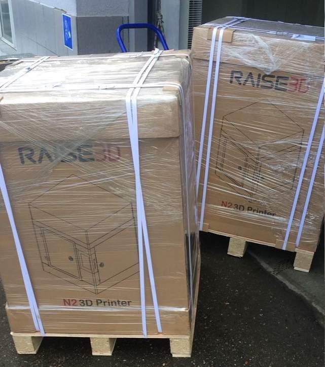 3D принтер Raise3D N2 Dual - 17