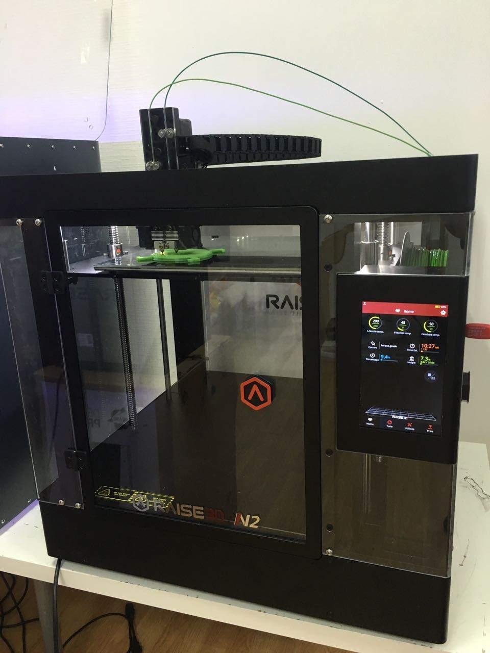 3D принтер Raise3D N2 Dual - 2
