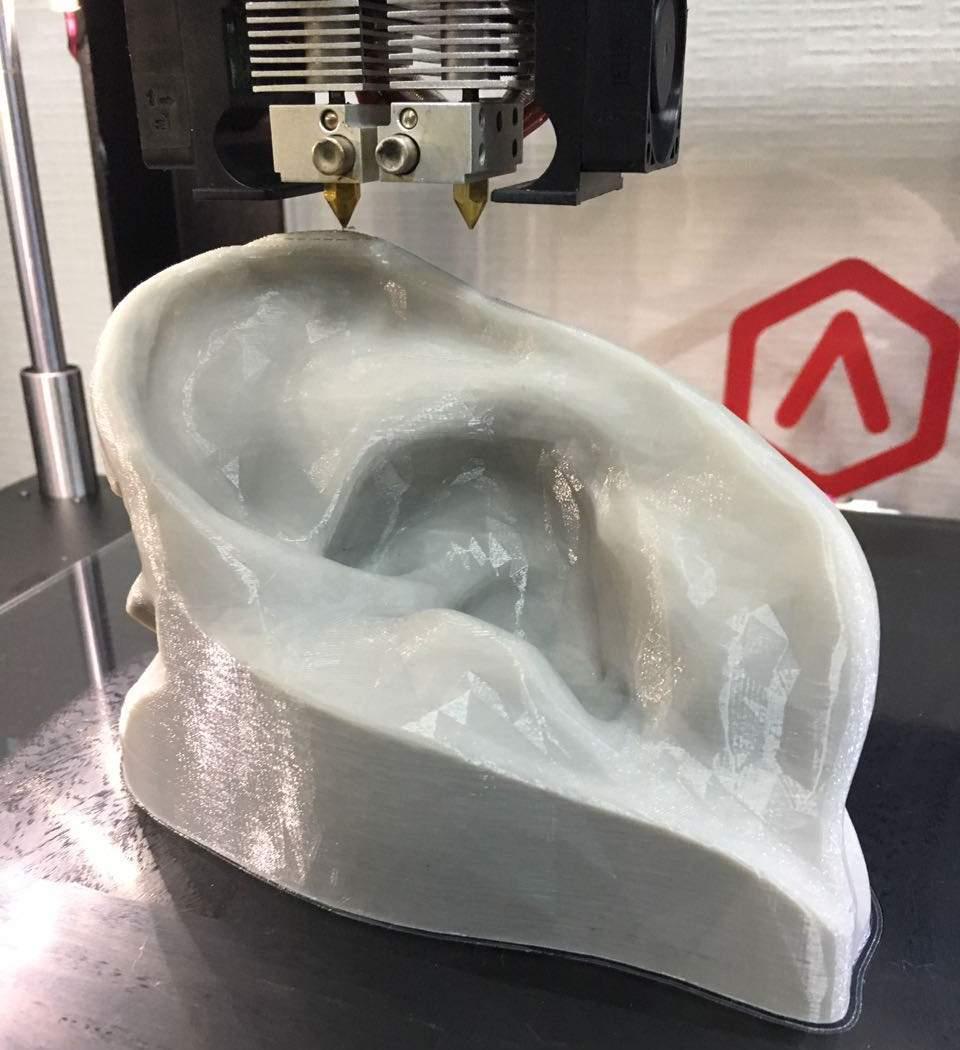 3D принтер Raise3D N2 Dual - 24