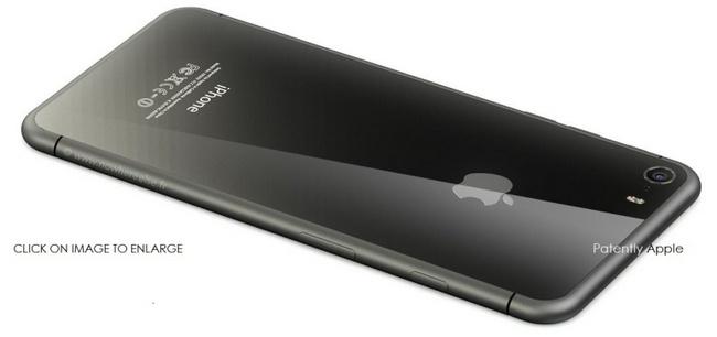 Apple запатентовала новый материал корпуса для iPhone, назвав его «жидкий металл»